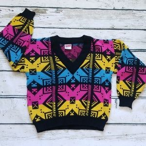 Vintage Cherry Stix Ltd Sweater